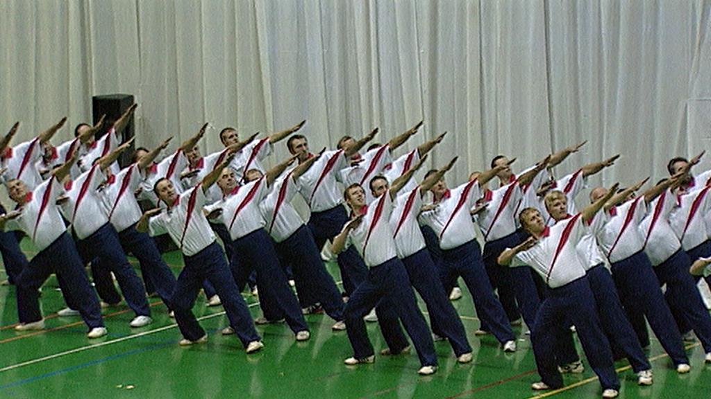 Sokolští cvičenci