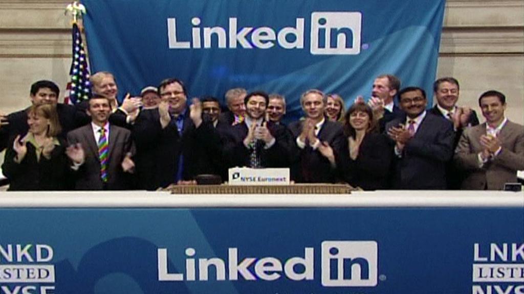 Vedení společnosti Linkedin.com