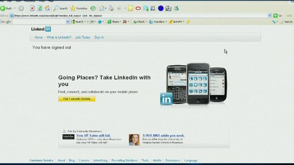 Web Linkedin.com