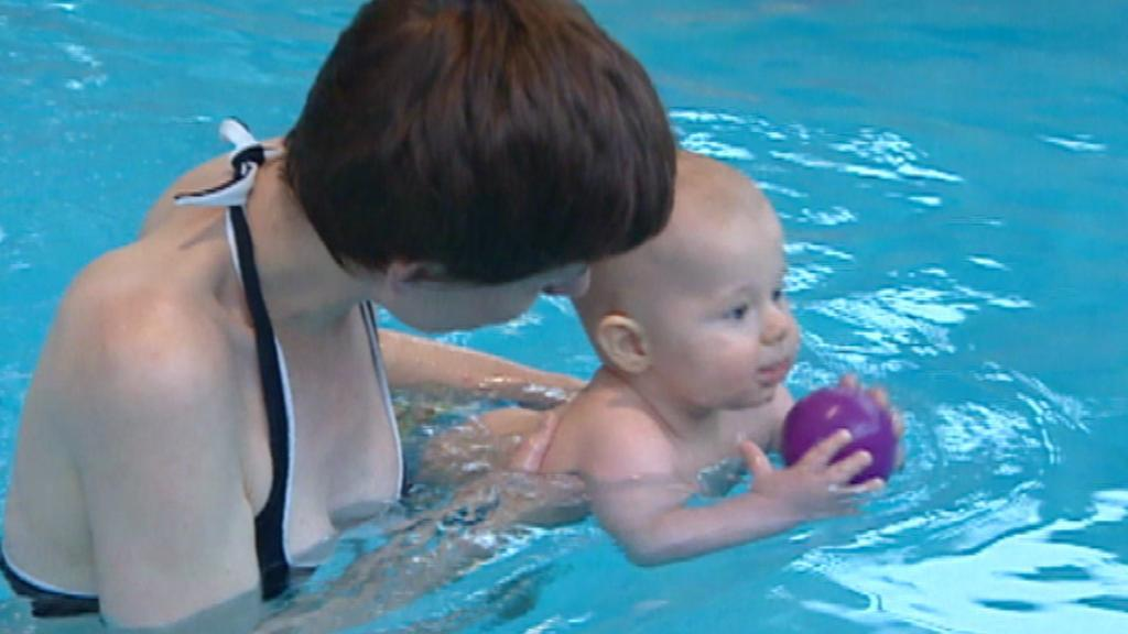 Plavání s dětmi