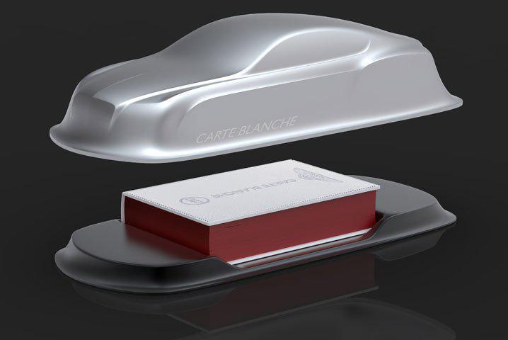 Bentley série bondovky Carte Blanche