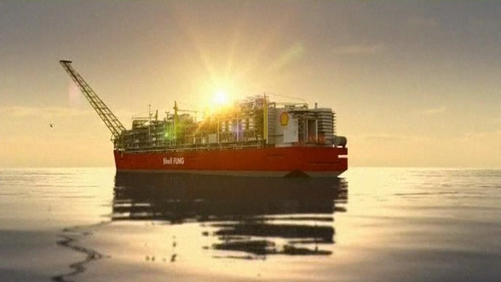 Loď na přepravu zkapalněného zemního plynu