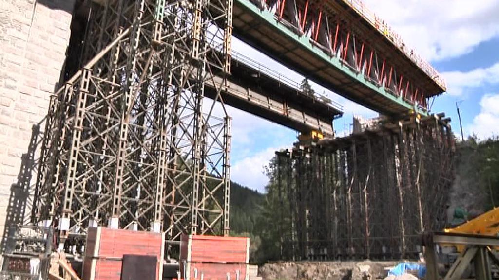 Rekonstrukce viaduktu