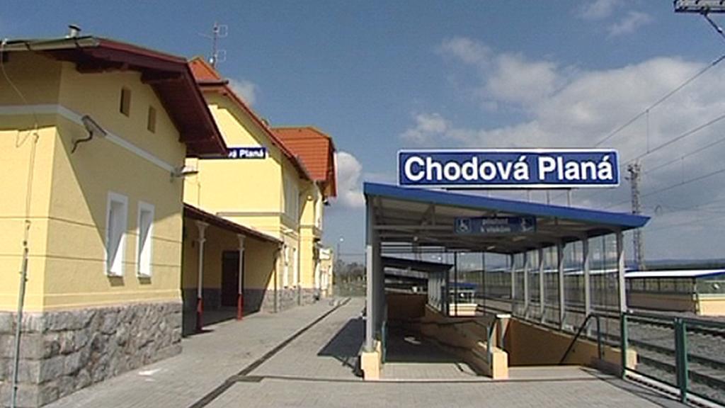 Zmodernizovaná stanice
