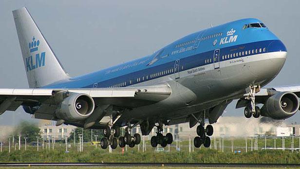 Letadlo KLM