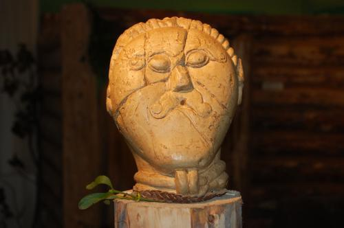 Keltská hlava