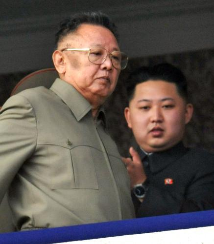 Kim Čong-il a Kim Čong-un