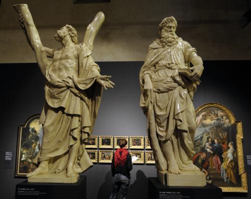 Karel Škréta (1610-1674): Doba a dílo