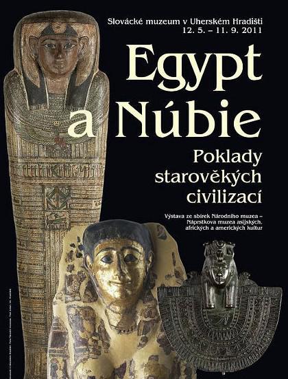 Výstava Egypt a Núbie ve Slováckém muzeu