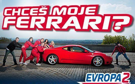 Soutěž o Marešovo Ferrari