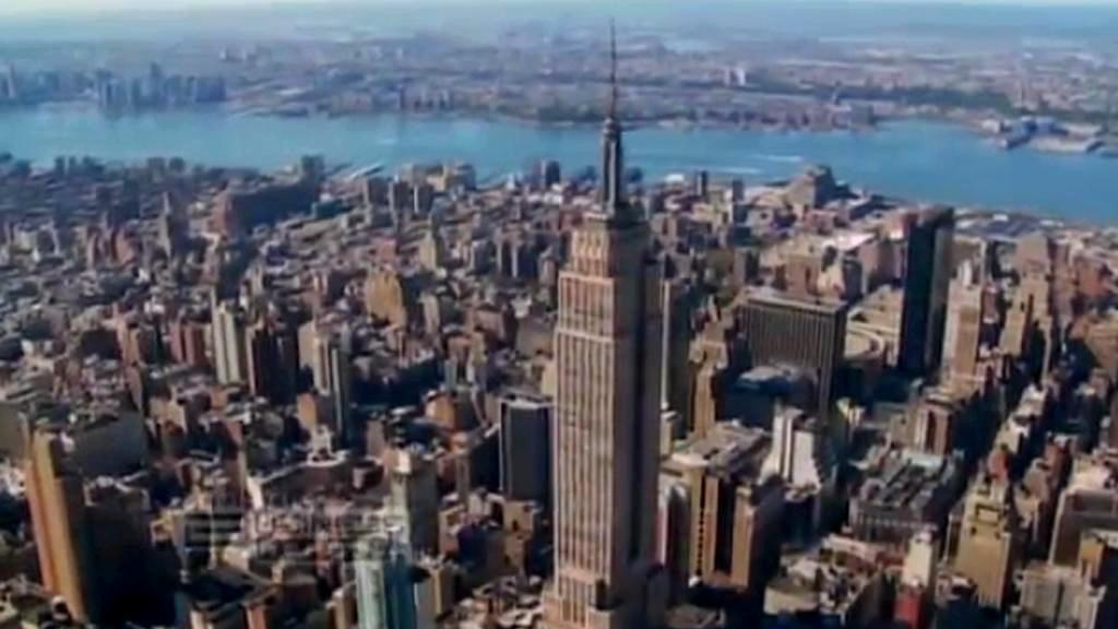 Manhattanské panorama