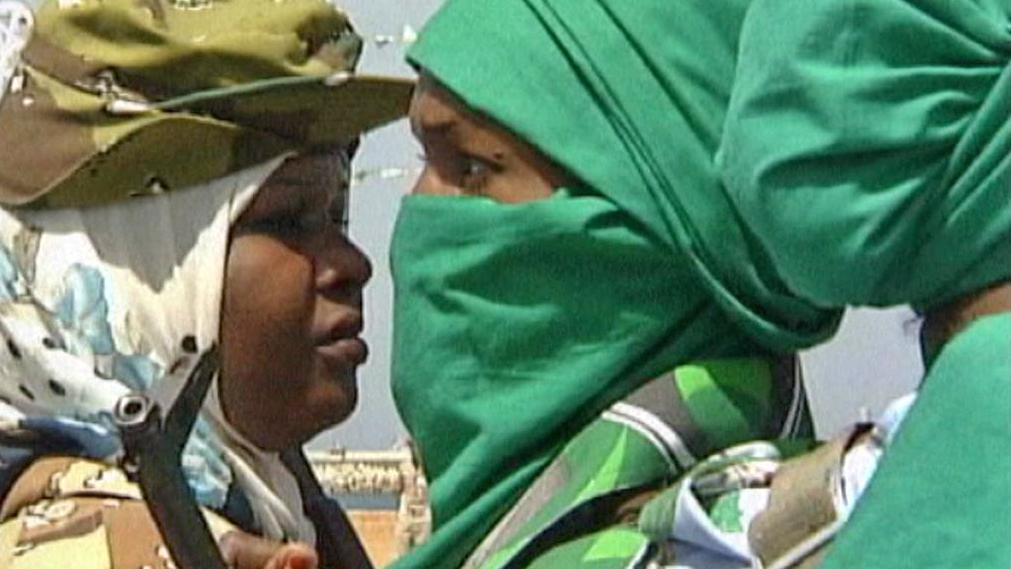 Ochranka Muammara Kaddáfího
