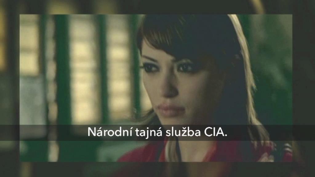 Reklama na službu v CIA