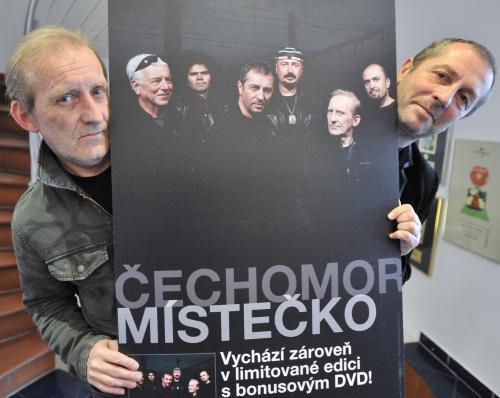 Čechomor / Karel Holas a František Černý