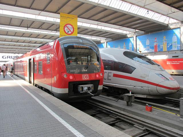 Vlaky DB