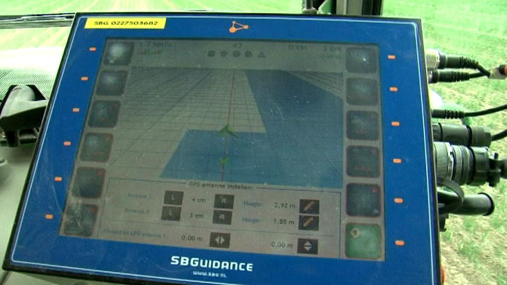 Navigační systém GPS-EGNOS