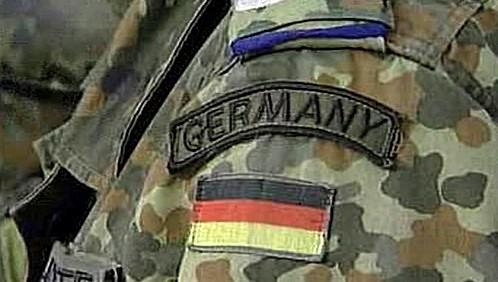 Němečtí vojáci v Afghánistánu