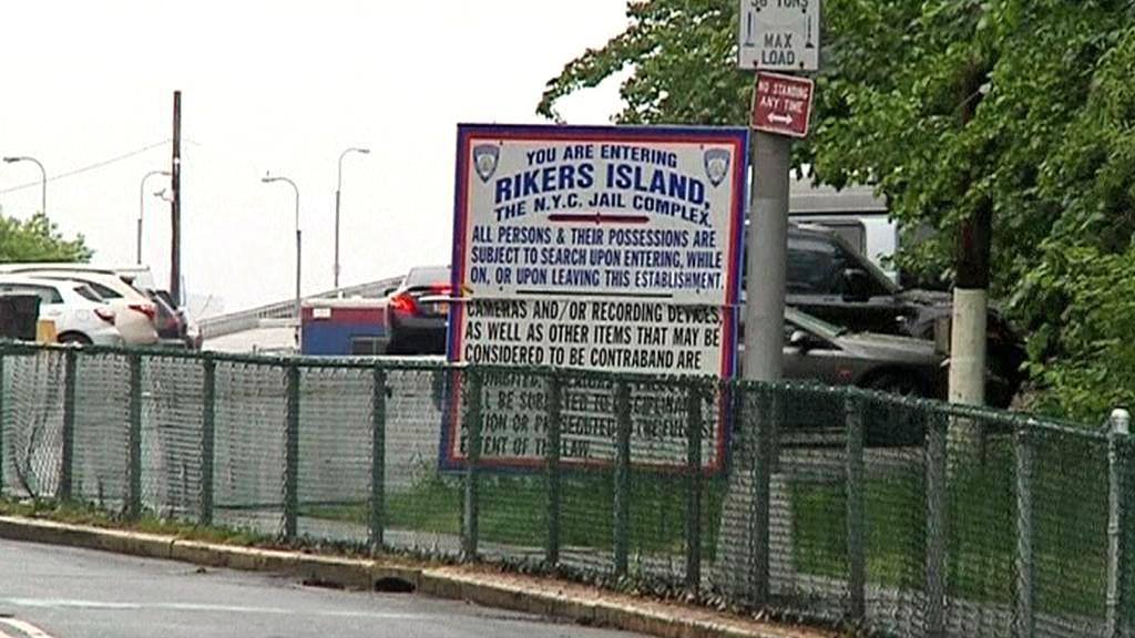 Věznice na ostrově Rikers