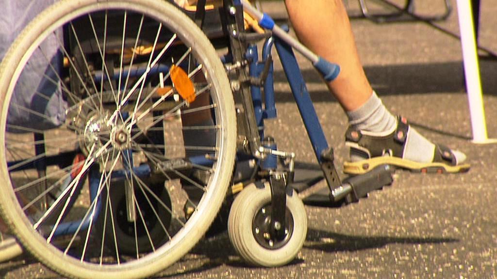 Zdravotně postižení