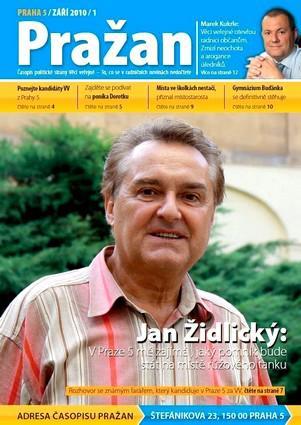 Časopis Pražan