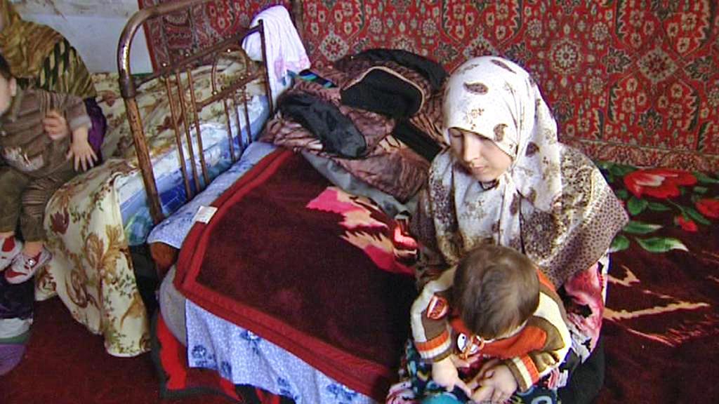 Uzbečtí uprchlíci v Kazachstánu