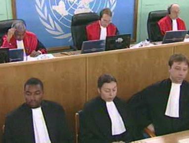 Mezinárodní trestní tribunál pro Rwandu