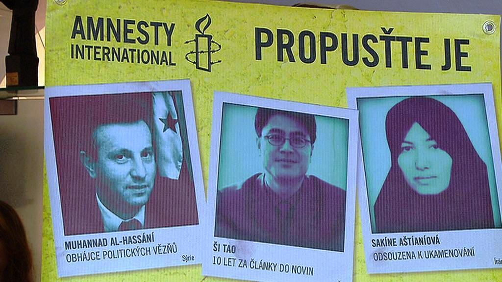 Kampaň Amnesty International