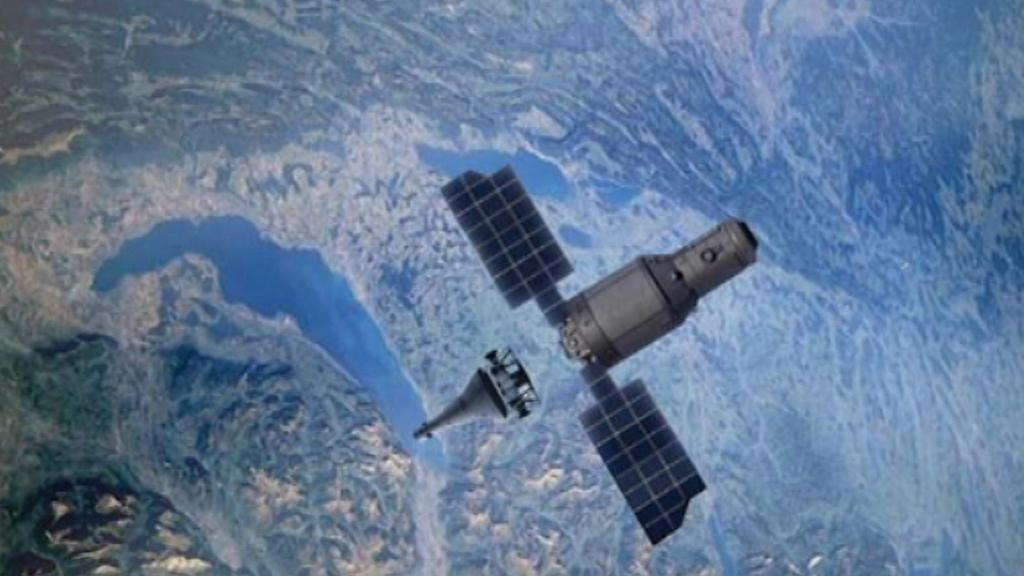 Rusové chystají hotel ve vesmíru