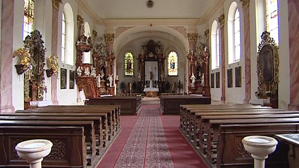 Kostel sv. Martina v Nejdku