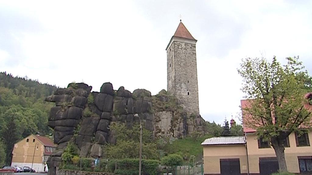Hrad v Nejdku