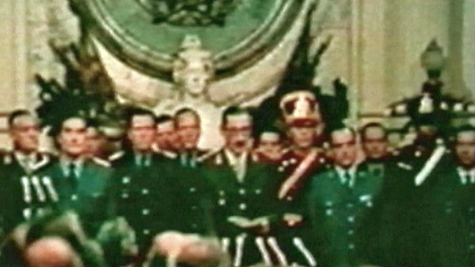 Argentinská vojenská diktatura