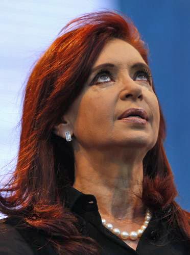 Cristina Fernándezová