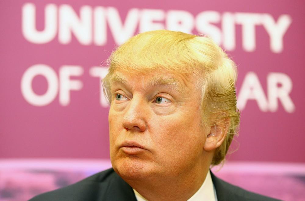 Donald Trump nechce kandidovat na amerického prezidenta