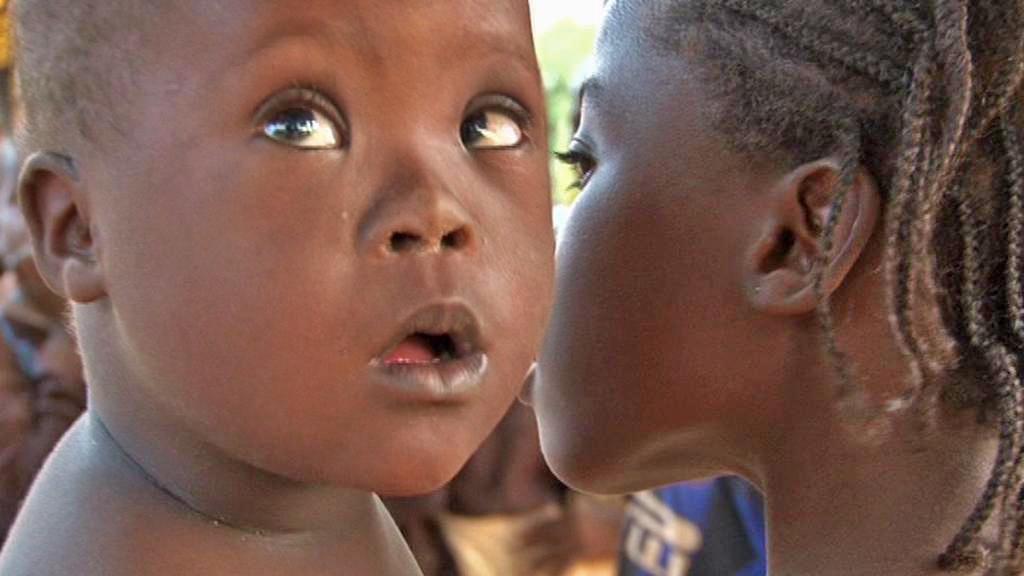 Děti v Burkině Faso