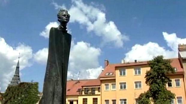 Socha Gustava Mahlera od Jana Koblasy