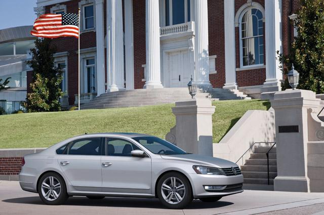 Volkswagen v USA