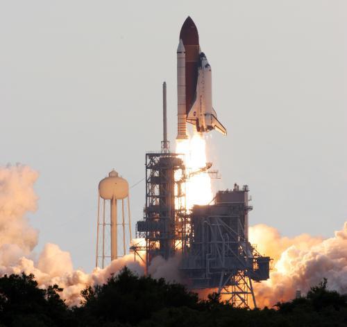 Endeavour na své poslední cestě do vesmíru