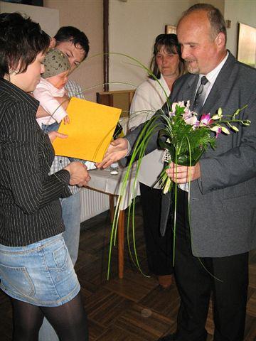 Koštice - vítání občánků