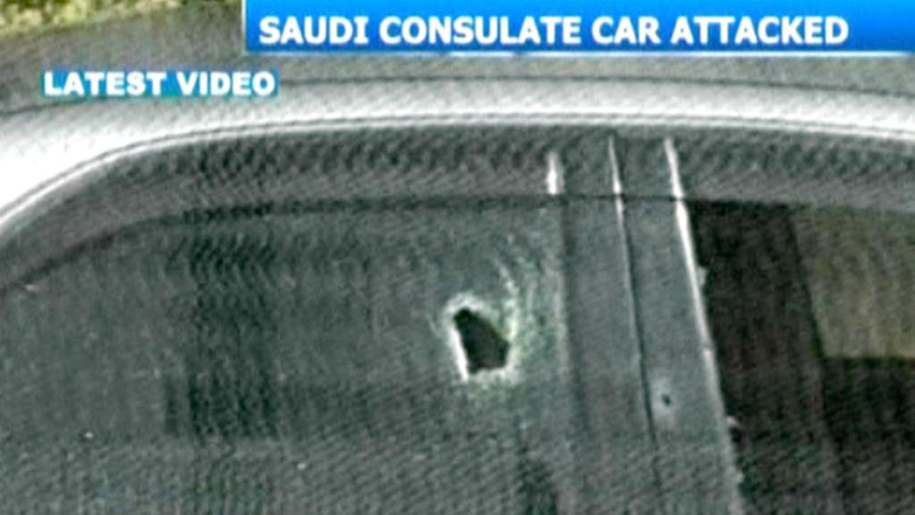 Útok na saúdskoarabského diplomata v Karáčí