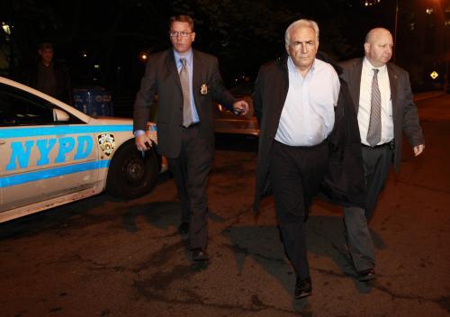 Dominique Strauss-Kahn jde k soudu