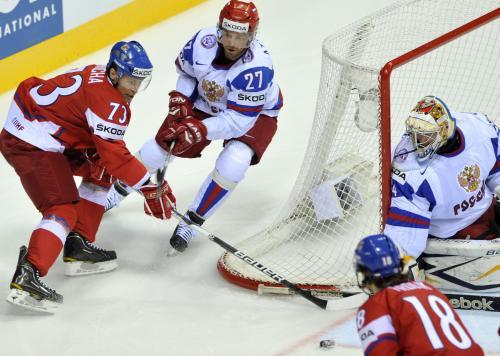 Česko - Rusko