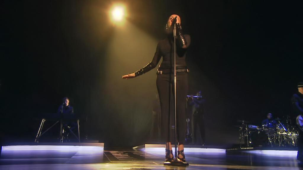 Sade na pražském koncertě