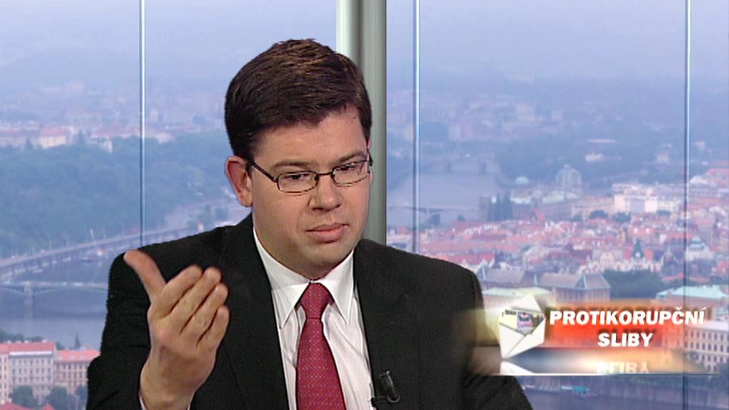 Jiří Pospíšil v OVM