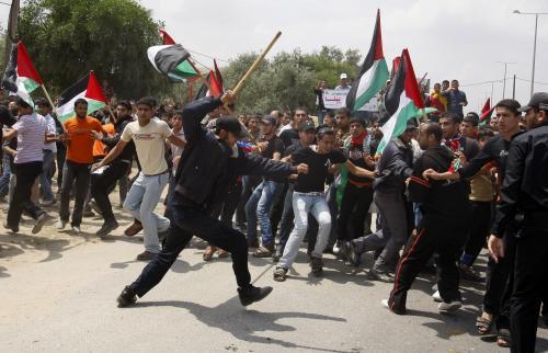 Nepokoje v Palestině