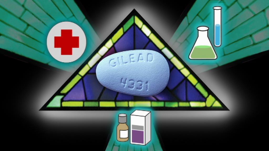 Lék proti AIDS - objev Antonína Holého