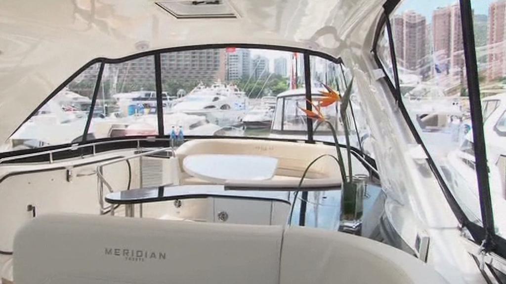 Luxusní jachta