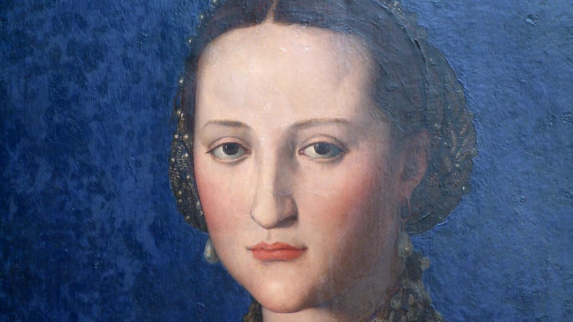 Agnolo Bronzino / Eleonora z Toleda