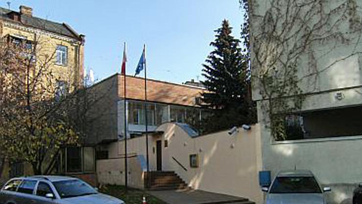 Český zastupitelský úřad v Kyjevě