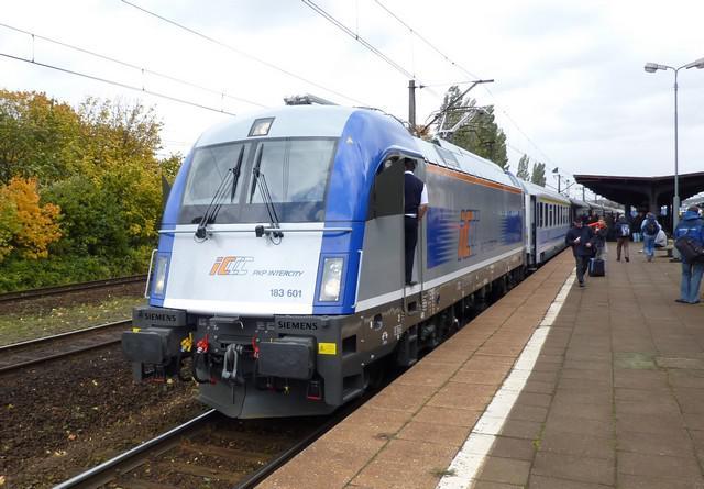 Polská lokomotiva