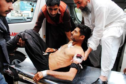 Teroristický útok v Pákistánu